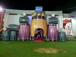 Pandal Decoration in Gurgaon