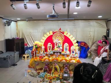 Dubai Durga Puja