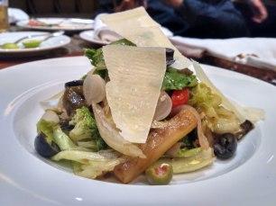 Mesclun Green Salad