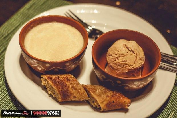 Taste of Bengal, Taj Deccan