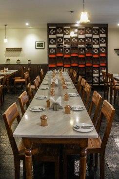 Kritunga Restaurant | Palegar's Cuisine | www.bongfooodie.com | #FoodPorn